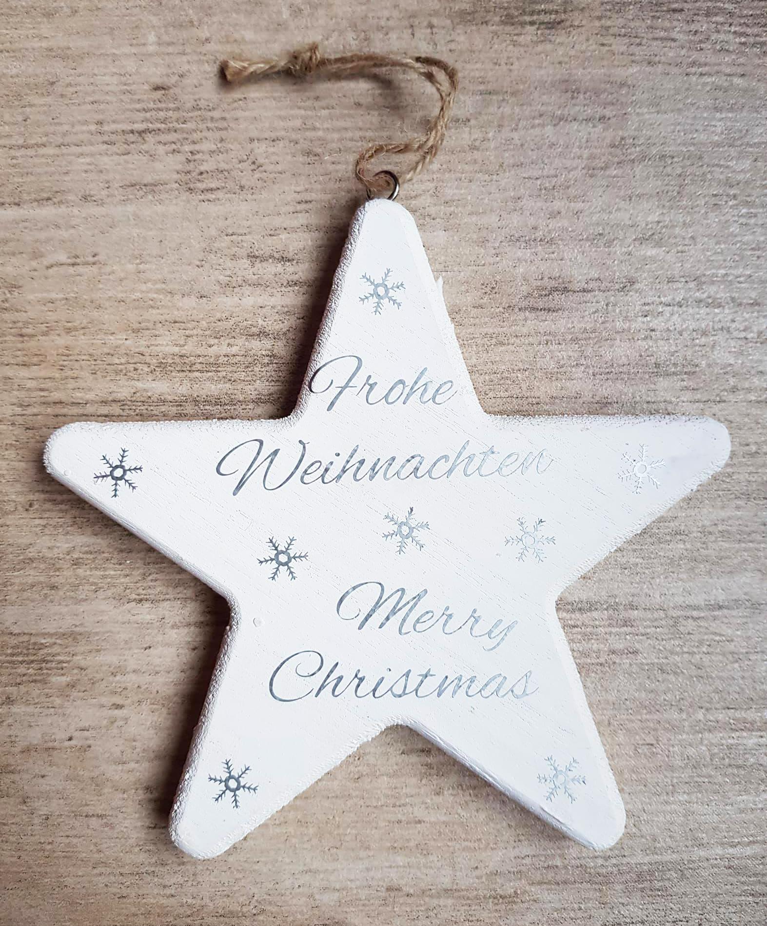 Weihnachtsdeko stern silber - Weihnachtsdeko silber ...